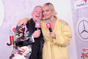 Elvis Duran Bebe Rexha Photos Photo