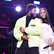 Khalid and Normani Kordei Hamilton