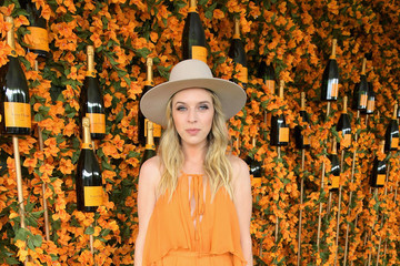 ZZ Ward Ninth-Annual Veuve Clicquot Polo Classic Los Angeles