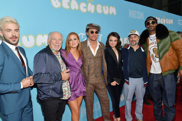 Zac Efron Los Angeles Premiere Of Neon And Vice Studio's 'The Beach Bum' - Red Carpet