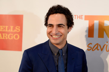 Zac Posen Arrivals at the 'TrevorLive NY' Event