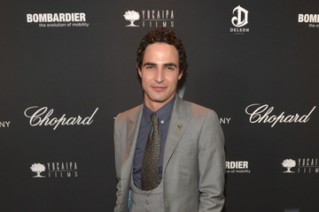 Zac Posen The Weinstein Company's Academy Award Party Hosted By Chopard And DeLeon Tequila - Red Carpet
