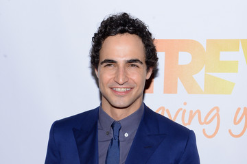 Zac Posen Arrivals at the 'TrevorLIVE NY' Event — Part 2