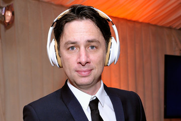 Zach Braff Perrier-Jouet Celebrates The Art of Elysium's 8th Annual HEAVEN Gala Presented By Samsung Galaxy