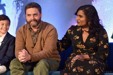 Zach Galifianakis 'A Wrinkle In Time' Press Conference
