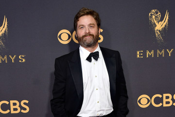 Zach Galifianakis 69th Annual Primetime Emmy Awards - Arrivals