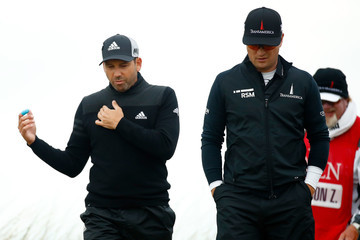 Zach Johnson 146th Open Championship - Day Two