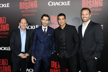 Zach Lipovsky 'Dead Rising: Watchtower' Premieres in Culver City