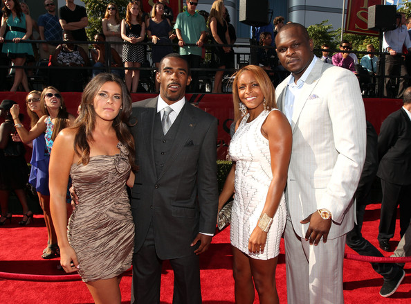 zach randolph pictures the 2011 espy awards red carpet