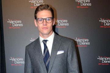 Zach Roerig The Vampire Diaries 100th Episode Celebration - Arrivals