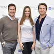 Zach Vichinsky Hamptons Magazine Memorial Day Celebration With Cover Star Hilary Swank Presented by Bespoke Real Estate