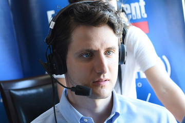 Zach Woods SiriusXM's Entertainment Weekly Radio Channel Broadcasts From Comic-Con 2016 - Day 1