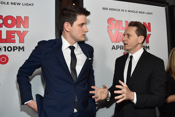 Zach Woods Premiere Of HBO's 'Silicon Valley' Season 2 - Red Carpet