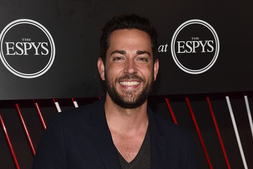 Zachary Levi BODY at the ESPYS Pre-Party - Arrivals