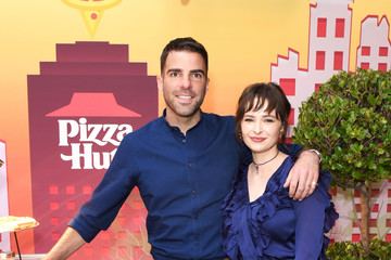 Zachary Quinto Ashleigh Cummings 2019 Getty Entertainment - Social Ready Content