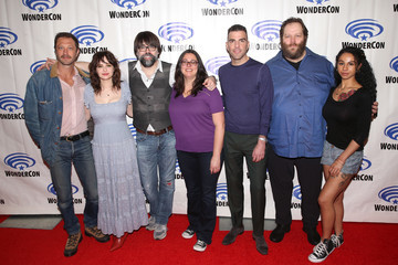 Zachary Quinto Ashleigh Cummings Wondercon Nos4a2 Screening And Panel