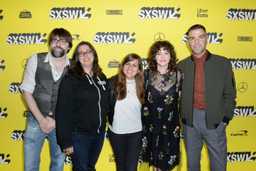 Zachary Quinto Joe Hill SXSW 2019 'Nos4a2' Screening And Panel
