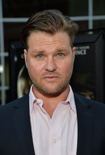 The 35-year old son of father Dwight Bryan and mother Jenny Bryan, 180 cm tall Zachery Ty Bryan in 2017 photo