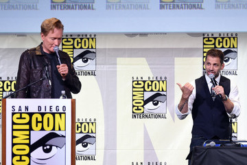 Zack Snyder Comic-Con International 2016 - Warner Bros Presentation