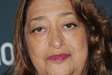 Zaha Hadid Arrivals at the TIME 100 Event in London