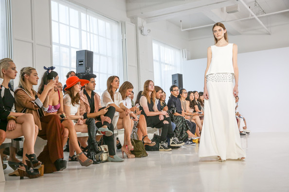 MBFW: Front Row at Philosophy by Natalie Ratabesi