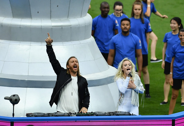 Zara Larsson Photos Photos - Portugal v France - Final: UEFA
