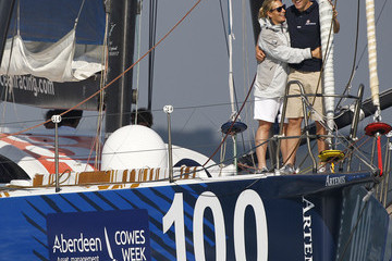 Zara Phillips Aberdeen Asset Management Cowes Week: Day 6