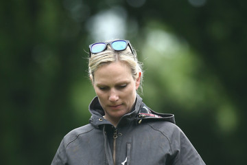 Zara Phillips BMW PGA Championship - Previews