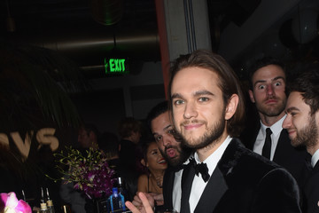 Zedd FIJI Water At Republic Records Grammy After Party