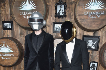 Zedd Celebs Attend the Casamigos Tequila Halloween Party