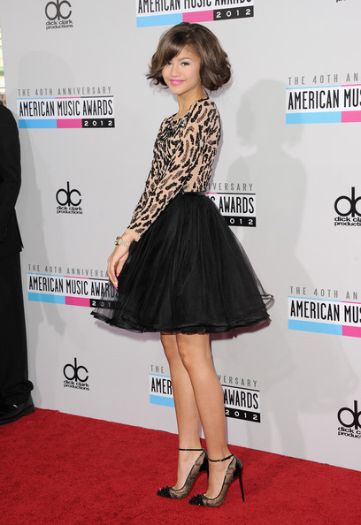 Zendaya Coleman - The 40th American Music Awards - Arrivals