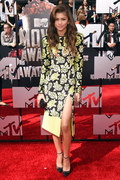 Zendaya Coleman - Arrivals at the MTV Movie Awards — Part 2