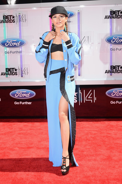 Zendaya Coleman - BET AWARDS '14 - Arrivals