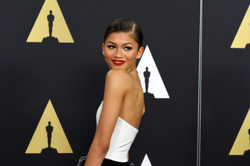 Zendaya Coleman Academy Of Motion Picture Arts And Sciences' 2014 Governors Awards - Arrivals