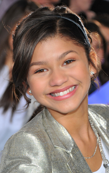 "Zendaya Coleman Actress Zendaya Coleman at the premiere of Paramount Pictures' ""Justin Bieber: Never Say Never"" held at Nokia Theater L.A. Live on February 8, 2011 in Los Angeles, California."