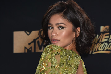 Zendaya Maree Stoermer Coleman 2017 MTV Movie and TV Awards - Arrivals