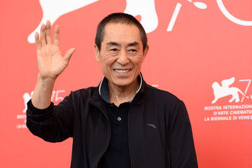 Zhang Yimou Jaeger-LeCoultre Glory To The Filmmaker Award Press Conference: 75th Venice Film Festival