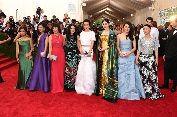 'China: Through The Looking Glass' Costume Institute Benefit Gala - Arrivals