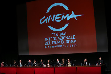 Zhang Yuan Award Winners Press Conference - The 8th Rome Film Festival