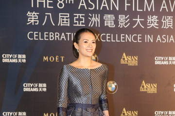 Zhang Ziyi Arrivals at the Asian Film Awards