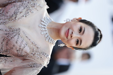 Zhang Ziyi Colour Alternative View - The 72nd Annual Cannes Film Festival