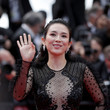 Zhang Ziyi 'Once Upon A Time In Hollywood' Red Carpet - The 72nd Annual Cannes Film Festival