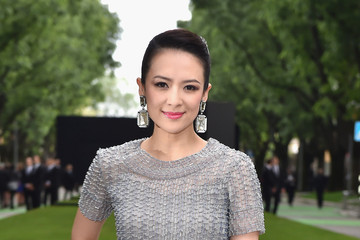 Zhang Ziyi Giorgio Armani 40th Anniversary - Silos Opening And Cocktail Reception - Arrivals