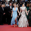 Zhang Ziyi 'Le Belle Epoque' Red Carpet - The 72nd Annual Cannes Film Festival