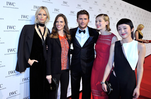 IWC Schaffhausen at SIHH 2016 - 'Come Fly With Us' Gala Dinner