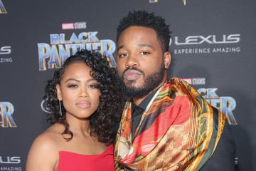Zinzi Evans The Los Angeles World Premiere of Marvel Studios' 'Black Panther'