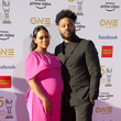 Zinzi Evans 50th NAACP Image Awards - Red Carpet