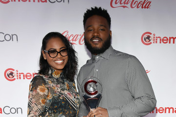 Zinzi Evans CinemaCon 2018 - The CinemaCon Big Screen Achievement Awards Brought To You By The Coca-Cola Company