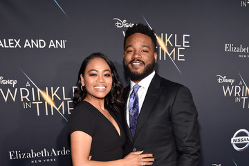 Zinzi Evans World Premier Of Disney's 'A Wrinkle In Time'