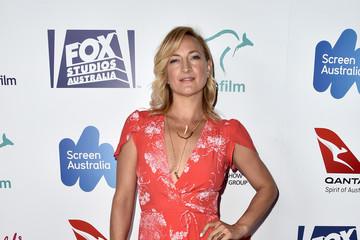 Zoe Bell 6th Annual Australians in Film Award & Benefit Dinner - Arrivals